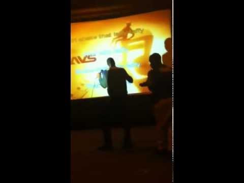 CVN 69 karaoke night Epic FAIL