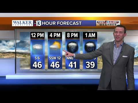 13 First Alert Las Vegas weather updated February 20 midday