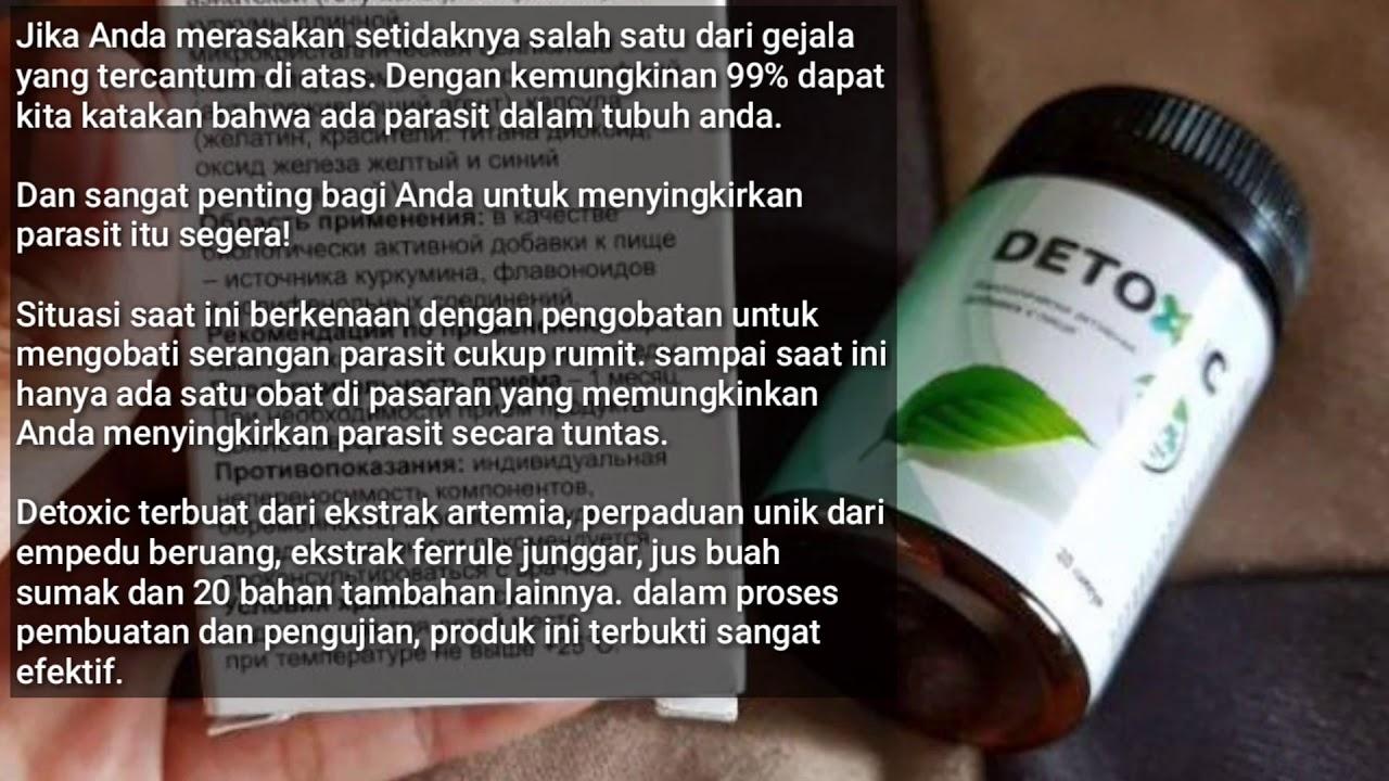 Detoxic obat bau mulut asli | Agen detoxic obat bau mulut asli rusia | #DetoxicObatBauMulut