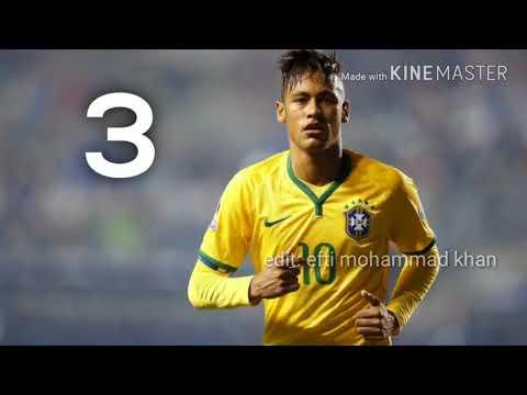 Neymar top 10 goals | Brazil La La La song | Neymar best goals|World Cup 2018.