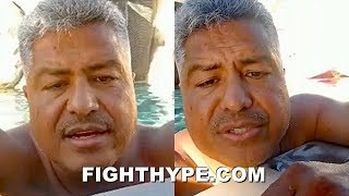 ROBERT GARCIA QUICK HITS ON SPENCE VS. PORTER, MIKEY FIGHTING LOMACHENKO, CHAVEZ JR., MARES, & MORE