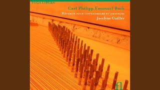 Sonate für Kenner und Liebhaber No. 3, Wq 55: II. Cantabile