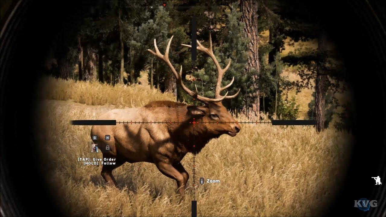 far cry 5 elk