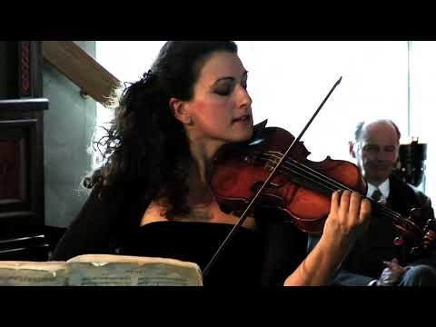 Beethoven  Kreutzer Sonata No. 9 in A major, Op. 47  Liza Ferschtman, Julien Quentin