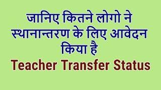 Teacher Transfer Status
