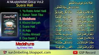 FULL Al Muqtashidah Langitan Vol.2 - Suara Hati (With Text)