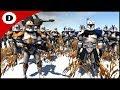 CAPTAIN REX vs COMMANDER CODY - Men of War: Star Wars Mod