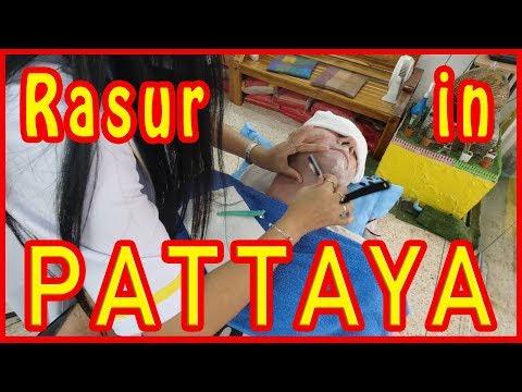 Haarschnitt Und Rasur In Pattaya 🌴 Thailand