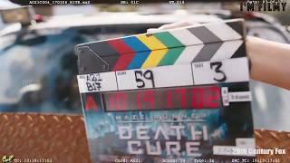 MAZE RUNNER ; Death Cure - GAG REEL