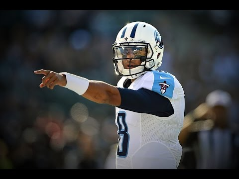 "Marcus Mariota Highlights 2016-2017 || ""I"