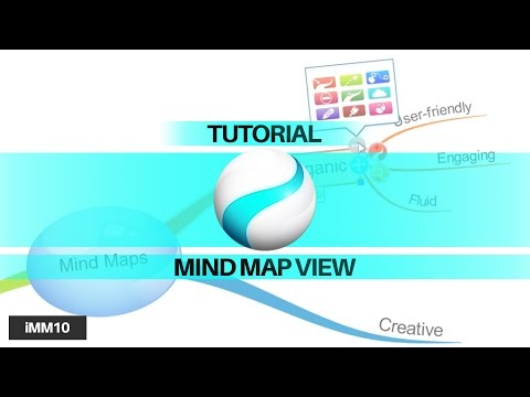 Tutorial: Mind Map View - iMindMap 10