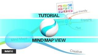 Tutorial: Mind Map View - iMindMap 10