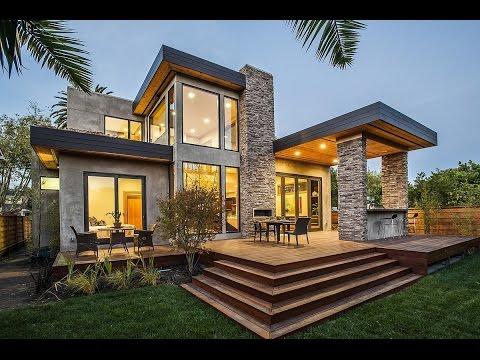 Дома и Коттеджи. Проекты 2016 года.