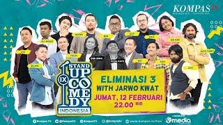 [LIVE] Stand Up Comedy Indonesia IX (SUCI IX) Eliminasi 3 - ULTIMATE SHOW 3