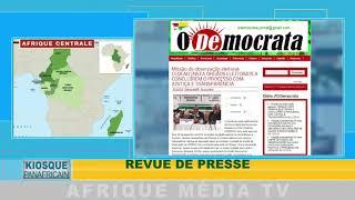 KIOSQUE PANAFRICAIN DU 31 12 2019