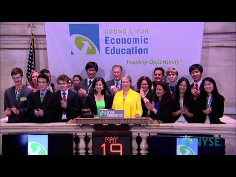 The Council for Economic Education Highlights the 14th Annual National Economic Challenge