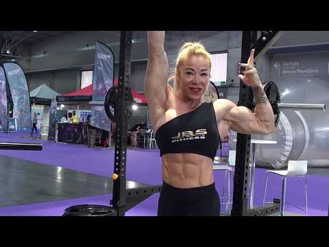 Muscle women on Hevumisa part 4