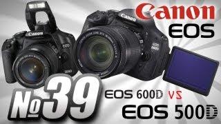 Canon EOS 600D vs Canon EOS 500D обзор(Комментировать: http://bennet1890.ru/videoblog/488-eos600d-vs-eos500d ******************************************************************************* Группа: ..., 2013-01-10T02:43:46.000Z)