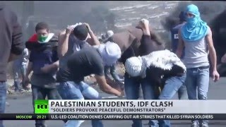 5 killed as Palestinians clash with IDF in West Bank