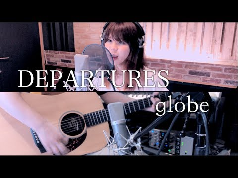 DEPARTURES / globe(フル)歌詞付き【Covered by GBG】