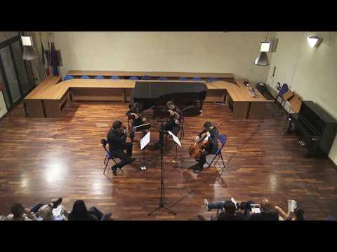 Manfredi Quartet - Schubert, Death and the Maiden I. Allegro mp3