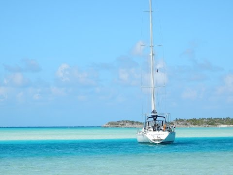 Back through The Bahamas