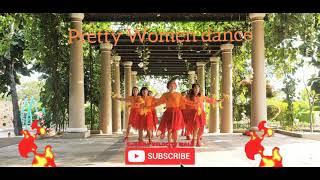 Naturaleza Perdida Line Dance (Biginner)  Demo : Pretty Women dance