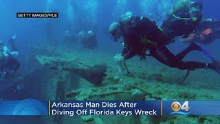 Arkansas Man Dies After Diving Florida Keys Wreck