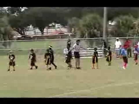 Lil'Blackfeet vs Lil'Navajo Oct  6, 2012