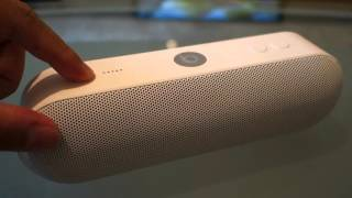 New Beats Pill Plus + Bluetooth Speakers Review