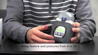 Smallest Travel CPAP Machine: Introducing Z1 by HDM