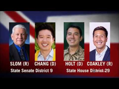 INSIGHTS ON PBS HAWAII: State Senate District 9 / State House District 29