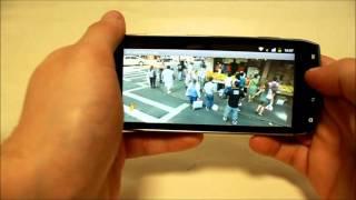 Acer Iconia Smart : Prise en main