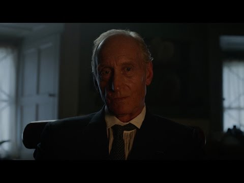 Judge Wargrave talks about Edward Seton - And Then There Were None: Episode 3 Preview - BBC One