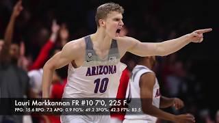 Lauri Markkanen is SPECIAL: 2017 NBA Draft Potential Lottery Pick