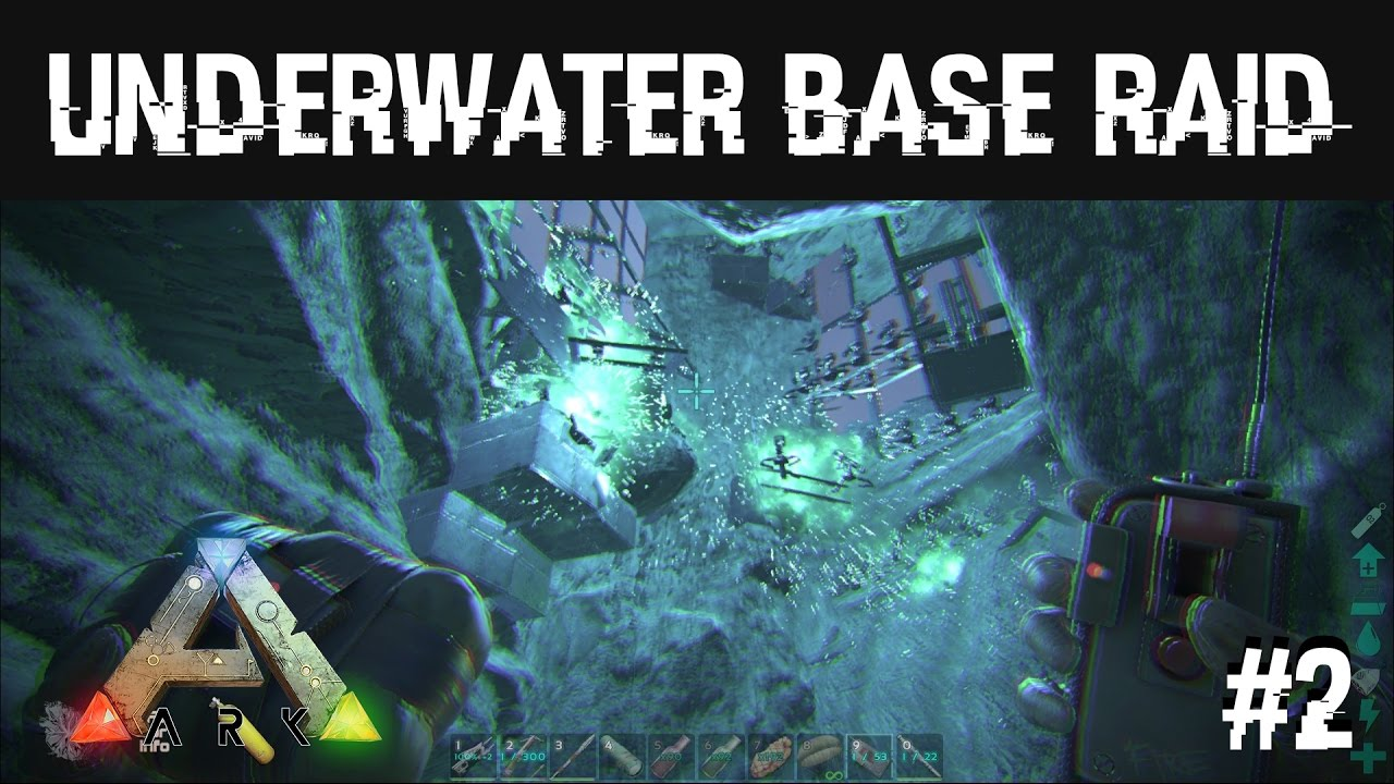 Images of Underwater Caves On Ragnarok - #rock-cafe