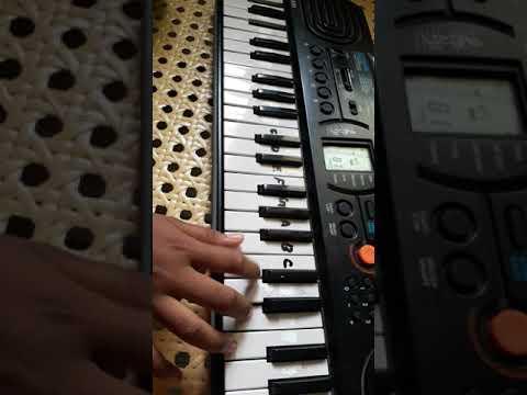 manohari song in keyboard