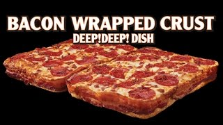 Carbs - Little Caesars Bacon Wrapped Crust Deep Dish Pizza