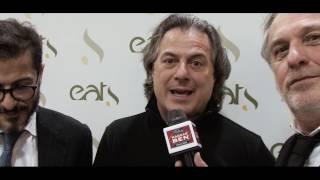 Tino Vettorello e Piero  Coin raccontano il nuovo Eat's ai microfoni di Maurizio Potocnik