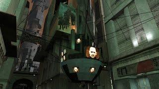 Какой должна была выглядеть Half-Life 2