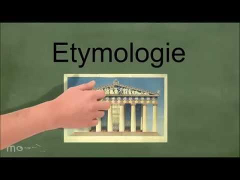 Capsule (classe inversée) - Histoire des mots : étymologie et mots hérités (Grammaire/Lexique)