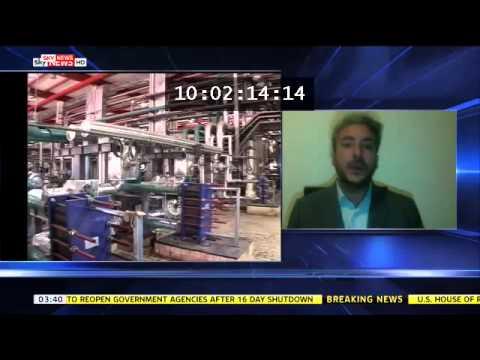 Stanford Law School's Arash Aramesh on Iran Nuclear Talks(Sky News)