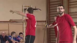 Турниры по волейболу и футболу в Твардице