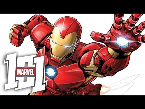 Iron Man (Tony Stark) | Marvel 101