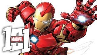 Iron Man (Tony Stark) | Marvel 101