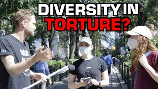 Do We Need More Diversity In Advanced Interrogation?