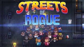 "Wycc и Банда играют в ""Streets of Rogue""(6 Июля)●""Стрим TaeRss"""