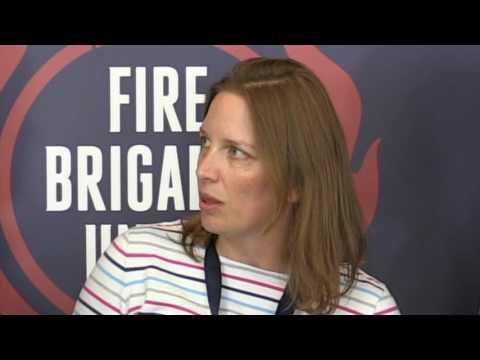 FBU demand fire service pension for Control Staff #FBU17