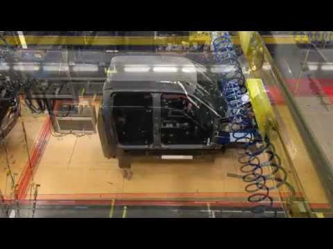 Ford Motor Company - Truck Plant - Amateur Traveler Video 74