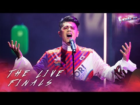 The Lives 4: Sheldon Riley sings Rise | The Voice Australia 2018